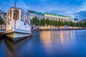 Alsterrundfahrt Produktbild Hamburg
